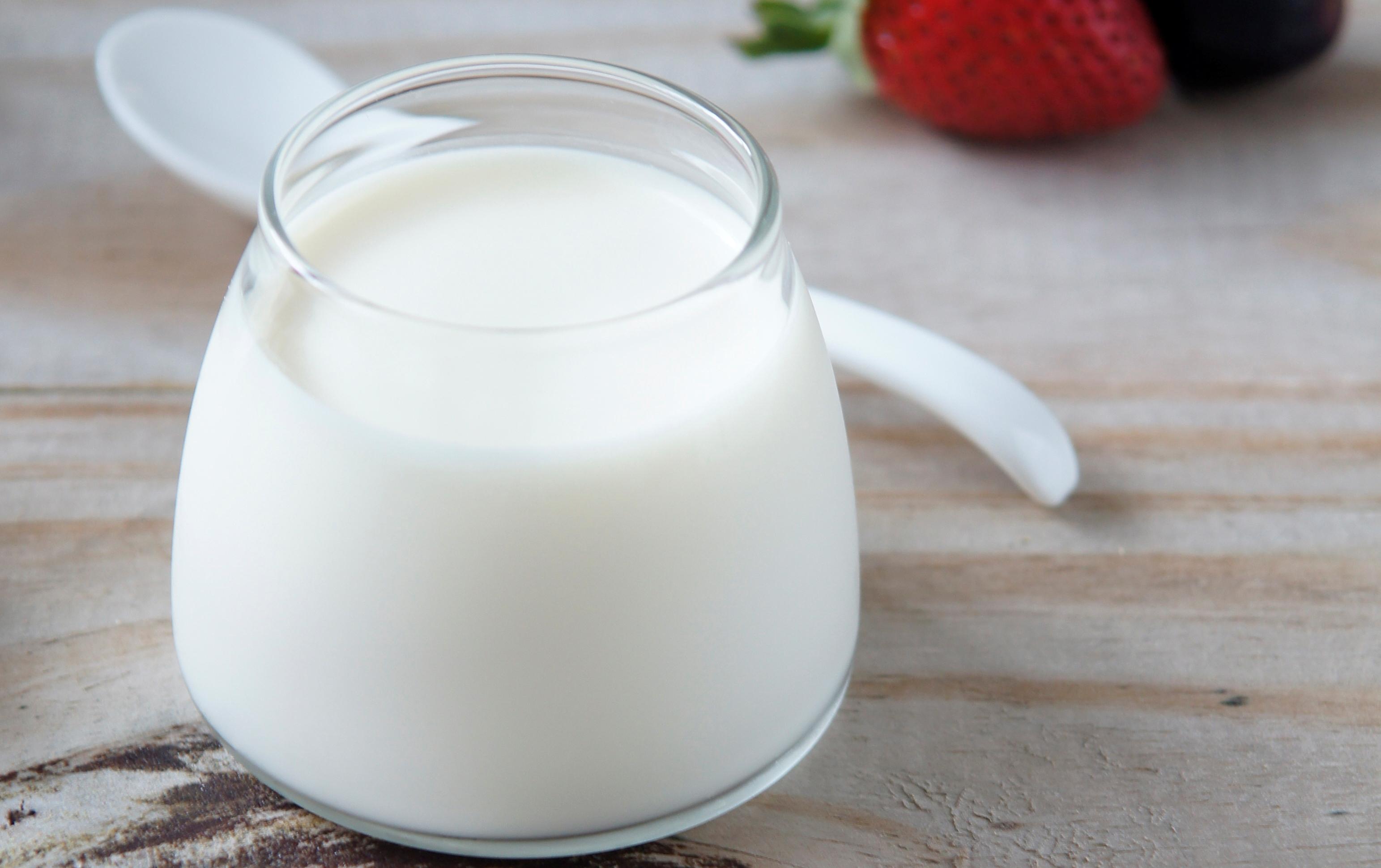 Tự tay làm những cốc sữa chua thơm ngon, bổ dưỡng ngay tại nhà