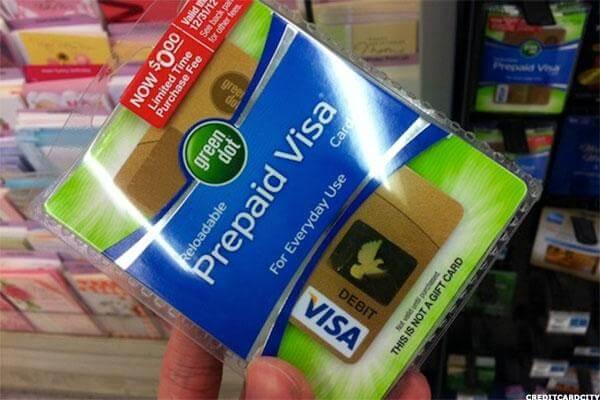 Cách làmThẻ Visa Prepaid Card