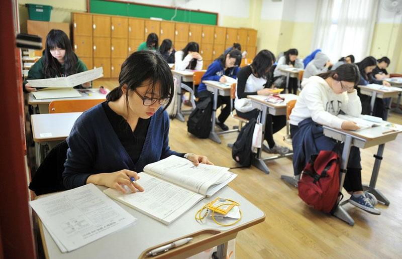 Cuộc sống của du học sinh Hàn Quốc - Cơ hội mới trong năm 2017