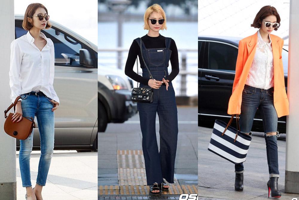 Ăn mặc theo phong cách Hàn Quốc