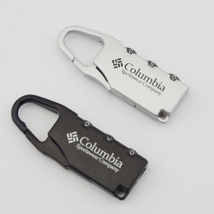 Sản phẩm khóa số mini Columbia