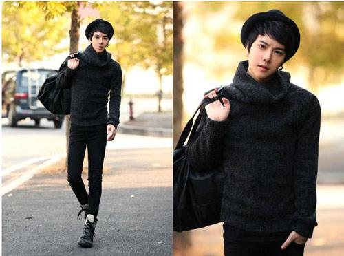 Phong cách ăn mặc theo kiểu Hàn Quốc