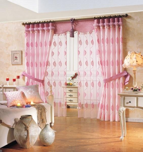 Rèm cửa phòng ngủ vừa phải đảm bảo tính kín đáo, đầm ấm và lãng mạn