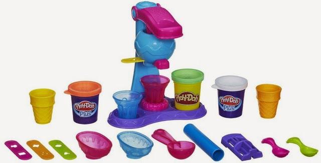 Sản phẩm bao gồm nhiều dụng cụ giúp bé thỏa thích sáng tạo