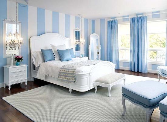 Thiết kế nội thất căn phòng - sơn tường