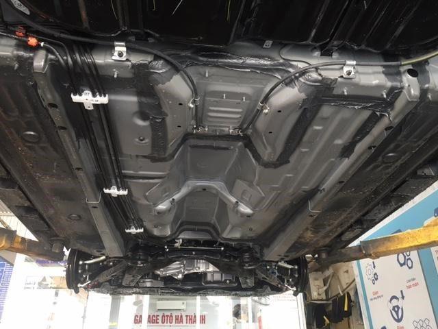 Ô tô mới có nên sơn phủ gầm xe không?