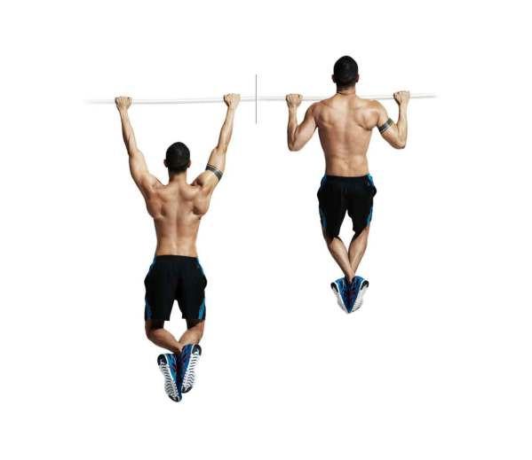 Tập xà đơn treo tường có tác dụng hỗ trợ hiệu quả đối với xương khớp