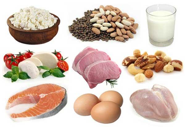 Protein - chất dinh dưỡng cần trong chế độ ăn uống khi tập thể hình tại nhà