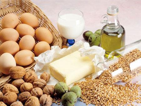 Chất béo còn giúp việc hấp thụ năng lượng protein tót hơn