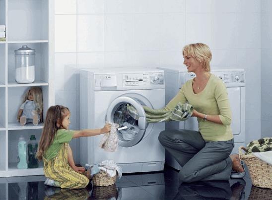 Tiết kiệm điện năng hơn với máy giặt đồ cửa trước