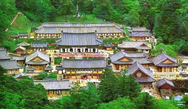 chua-Haeinsa-tai han-quoc