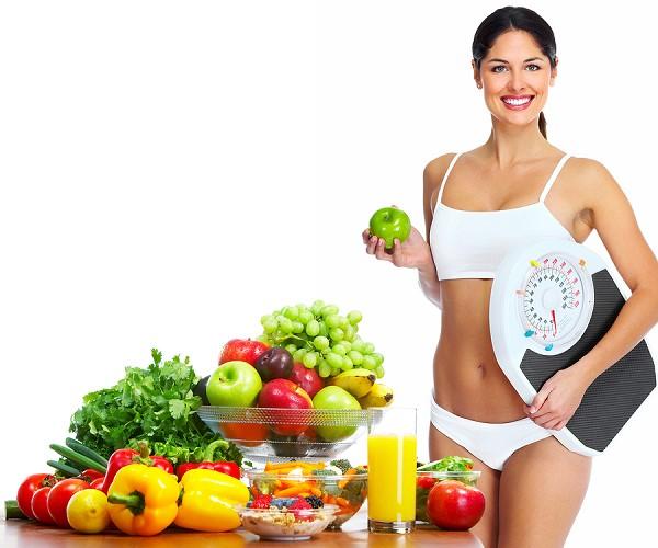 Giảm cân an toàn bằng thực phẩm ăn uống hằng ngày