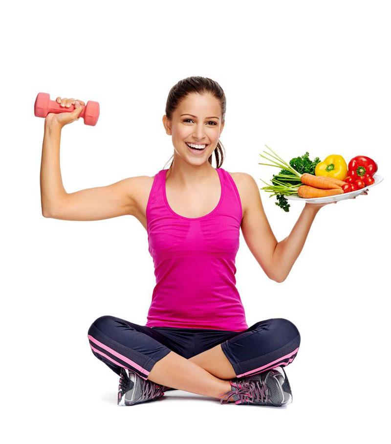 Chế độ ăn uống dinh dưỡng là thành phần quan trọng trong hiệu quả và thành công của thể hình