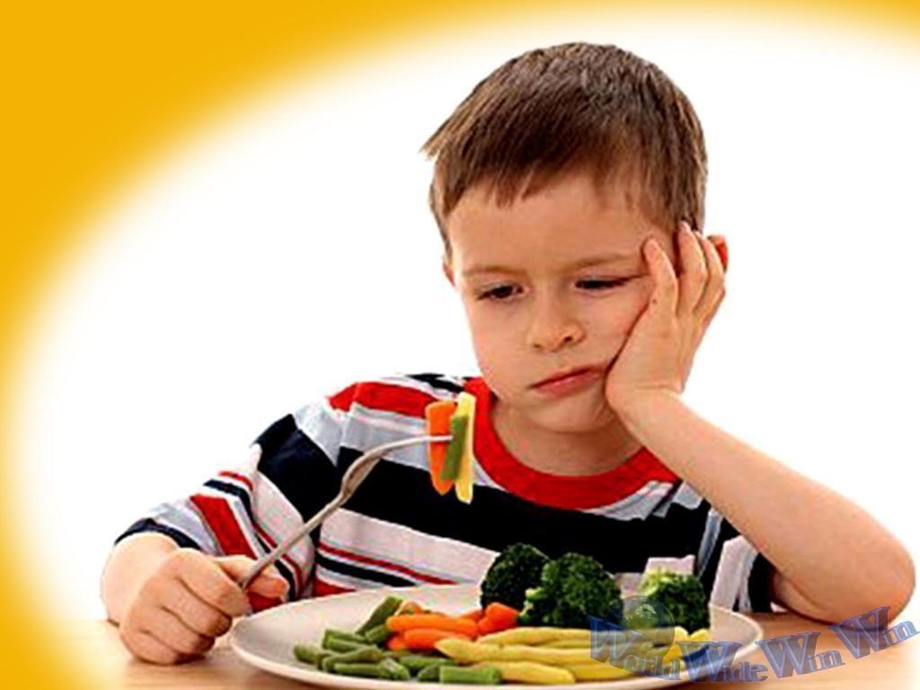 Sử dụng thực phẩm chức năng giúp bé thoát khỏi tình trạng biếng ăn