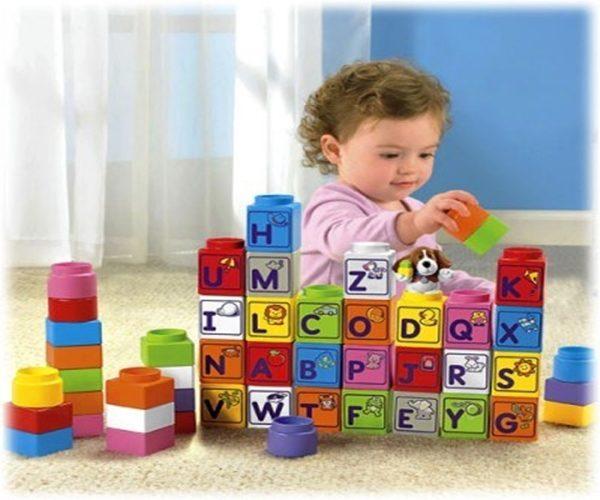 Đồ chơi giáo dục giúp trẻ thông minh hơn