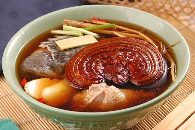 Nấm linh chi của Hàn Quốc rất tốt cho sức khỏe