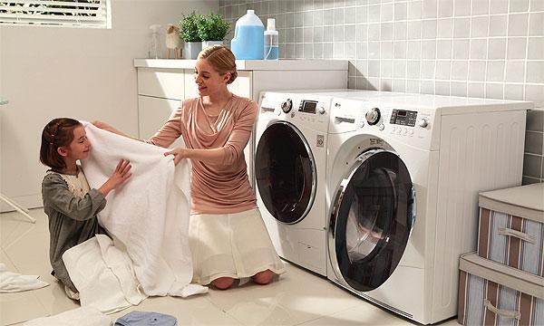Máy giặt sẽ bền hơn nếu chúng ta biết nắm bắt lỗi và sửa chữa kịp thời