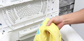 Lưu ý trong cách giặt quần áo bằng máy giặt Toshiba