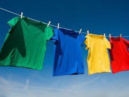 10 cách giặt quần áo không phai màu