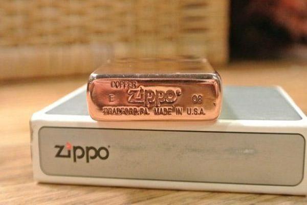 Bạn có biết bật lửa Zippo làm bằng chất liệu gì không?