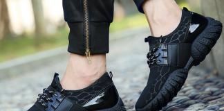 Kinh nghiệm chọn giày thể thao nam phù hợp