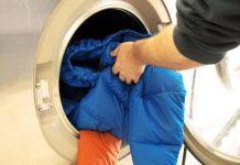 Cách giặt áo lông vũ bằng máy giặt đúng cách