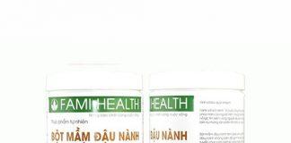 Bột mầm đậu nành - thực phẩm nâng cao sức khỏe và cải thiện nhan sắc