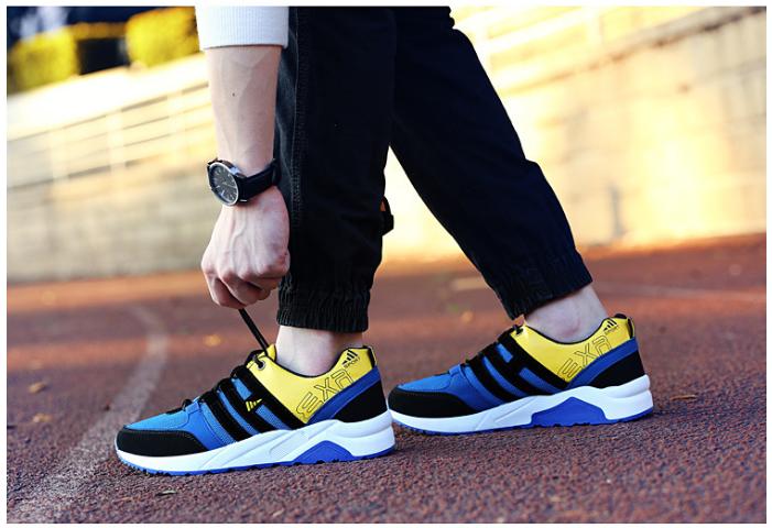 Hãy chọn đôi giày có khung chắc chắn cả bên trong lẫn ngoài bàn chân