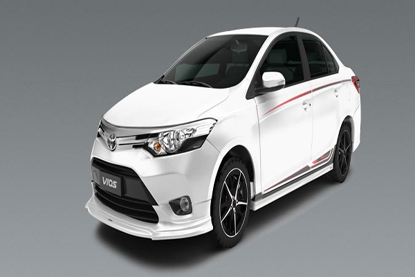 Vì sao người Việt ngày càng chuộng Toyota Vios