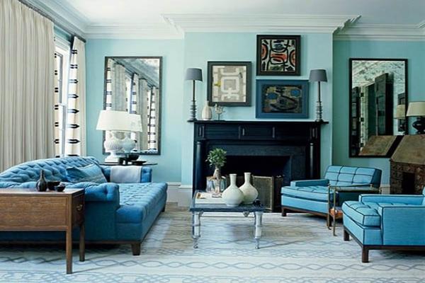 Tính cách và cách chọn màu sơn nhà cho người mệnh Thủy