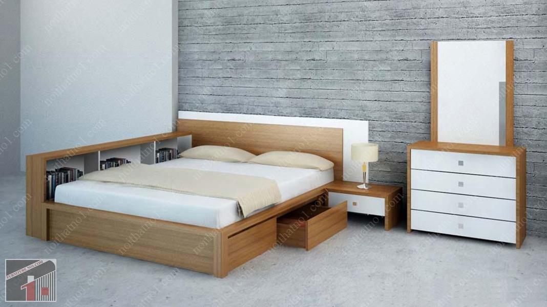 Chọn địa chỉ bán giường ngủ gỗ công nghiệp tại hà nội uy tín