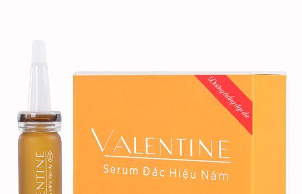 Chọn serum đặc hiệu nám valentine