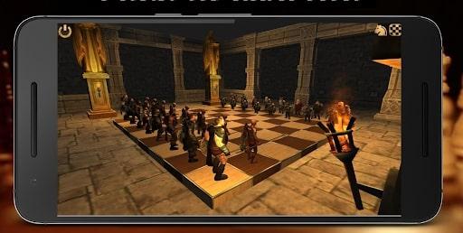 Game cờ tướng 3D đem lại nhiều trải nghiệm thú vị