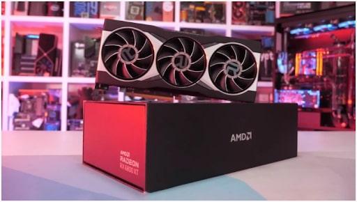Card AMD Radeon RX 6000 cho hiệu năng mạnh mẽ trong trải nghiệm game