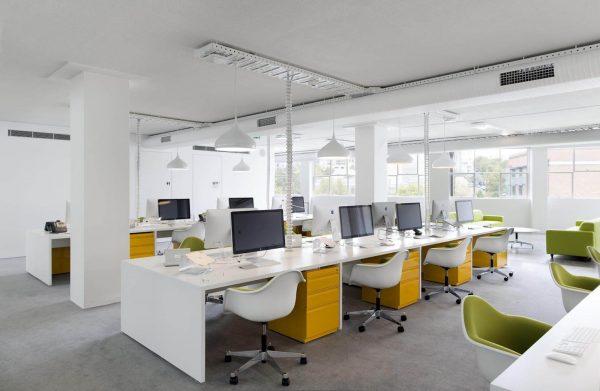 Bố trí nội thất văn phòng khoa học sẽ tăng cảm hứng làm việc cho nhân viênBố trí nội thất văn phòng khoa học sẽ tăng cảm hứng làm việc cho nhân viên