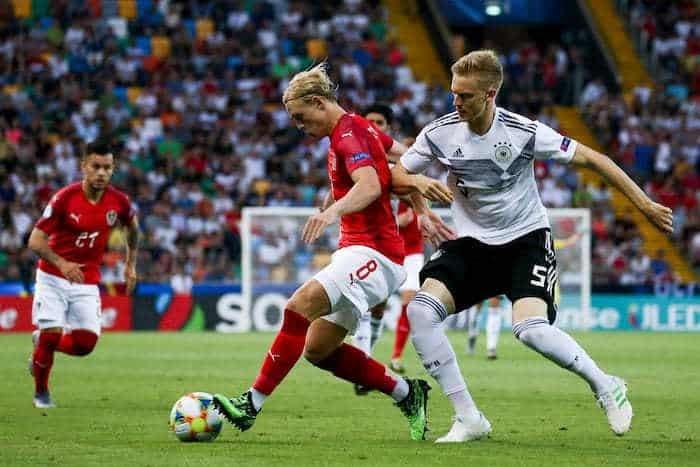 Kèo tỷ số bóng đá Euro được nhiều người ưa chuộng